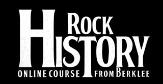 Berklee Rock History