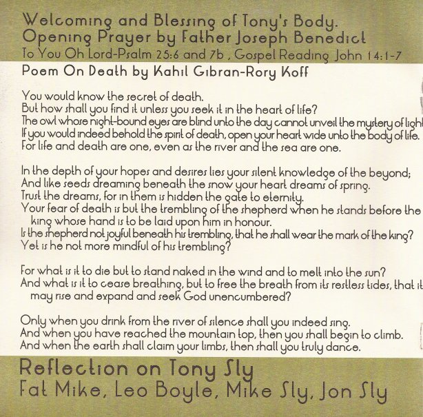 Tony Sly Memorial Mass 2/8